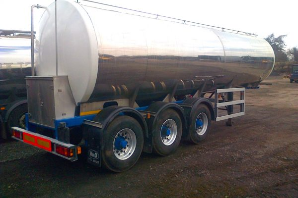 Beer Tanker for Hire