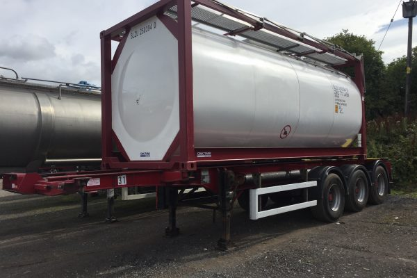 Tanker Sales - a full range of tankers available